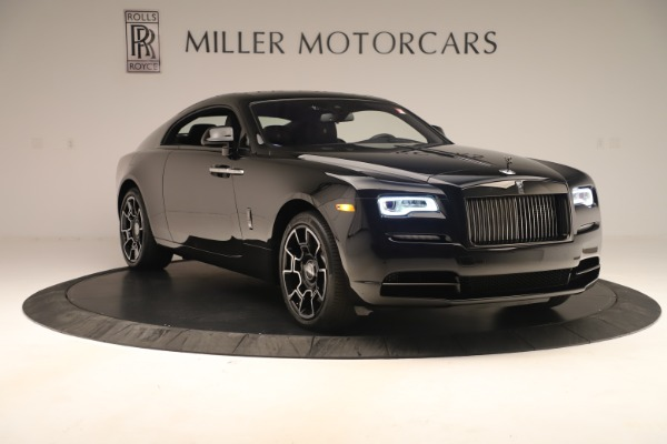 New 2020 Rolls-Royce Wraith Black Badge for sale Sold at Aston Martin of Greenwich in Greenwich CT 06830 9