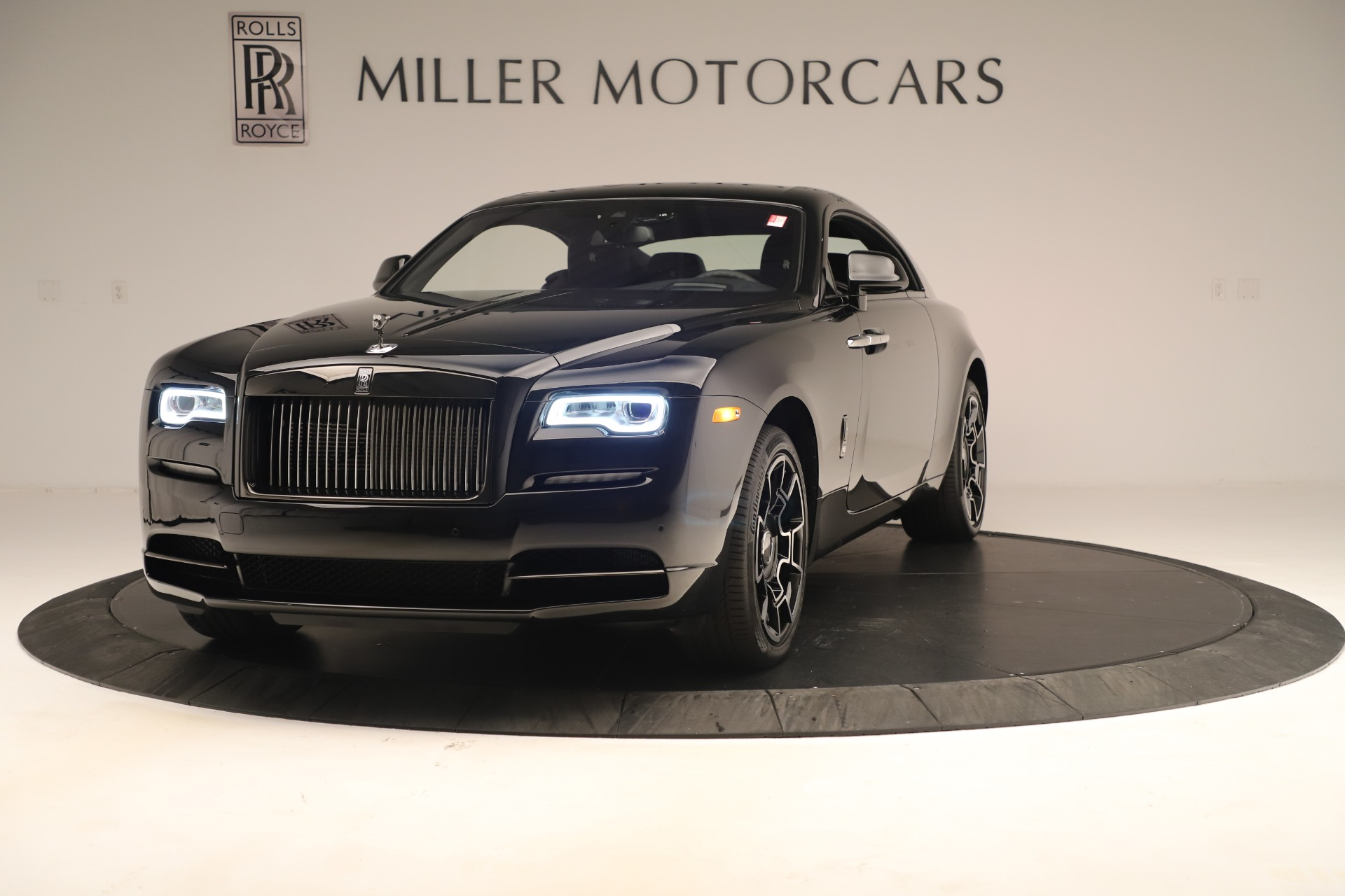 New 2020 Rolls-Royce Wraith Black Badge for sale Sold at Aston Martin of Greenwich in Greenwich CT 06830 1
