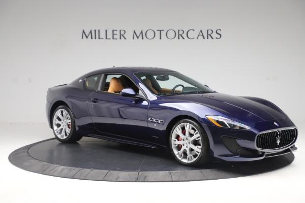 Used 2016 Maserati GranTurismo Sport for sale Sold at Aston Martin of Greenwich in Greenwich CT 06830 10