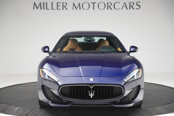 Used 2016 Maserati GranTurismo Sport for sale Sold at Aston Martin of Greenwich in Greenwich CT 06830 12