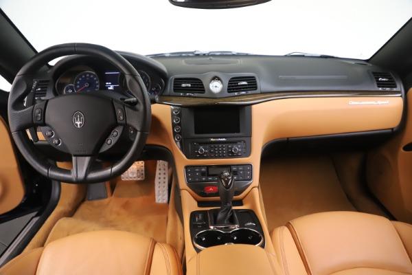 Used 2016 Maserati GranTurismo Sport for sale Sold at Aston Martin of Greenwich in Greenwich CT 06830 16