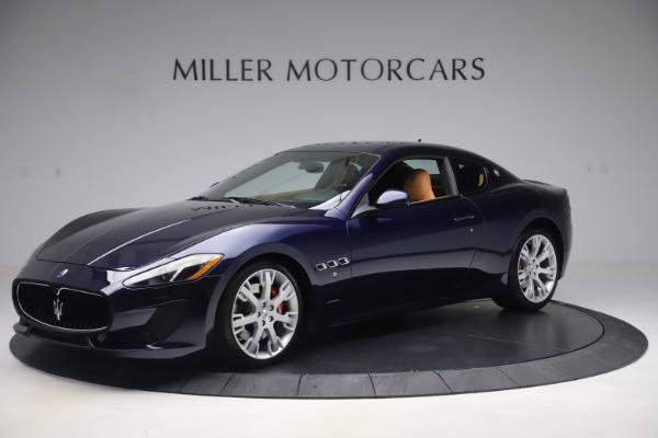 Used 2016 Maserati GranTurismo Sport for sale Sold at Aston Martin of Greenwich in Greenwich CT 06830 2