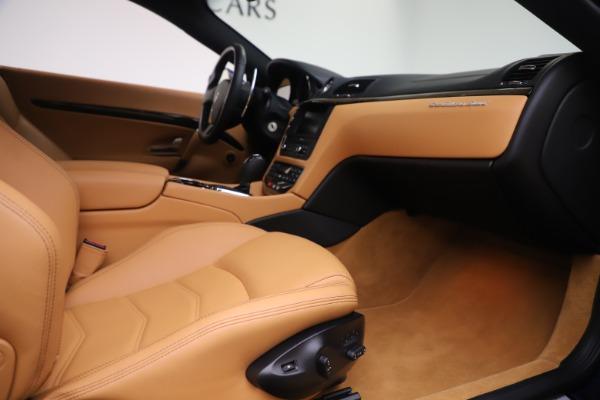 Used 2016 Maserati GranTurismo Sport for sale Sold at Aston Martin of Greenwich in Greenwich CT 06830 20