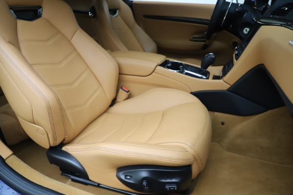 Used 2016 Maserati GranTurismo Sport for sale Sold at Aston Martin of Greenwich in Greenwich CT 06830 21