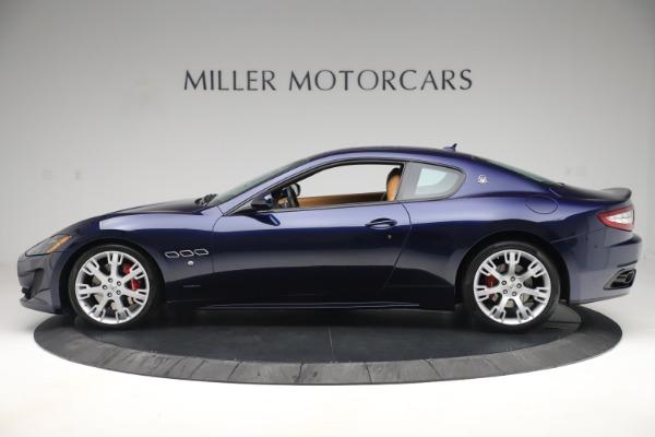 Used 2016 Maserati GranTurismo Sport for sale Sold at Aston Martin of Greenwich in Greenwich CT 06830 3