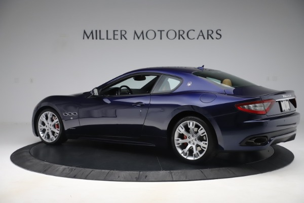 Used 2016 Maserati GranTurismo Sport for sale Sold at Aston Martin of Greenwich in Greenwich CT 06830 4