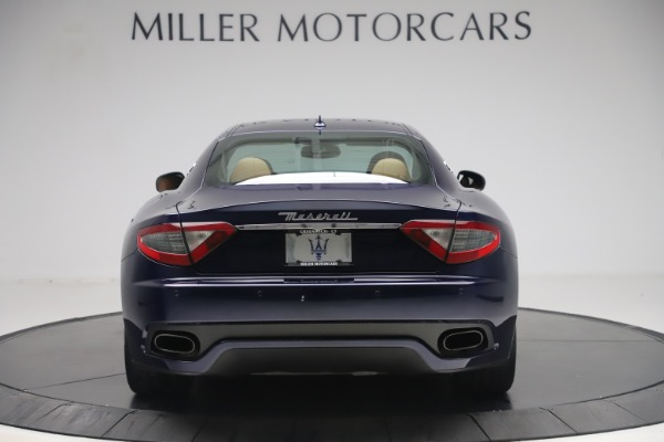 Used 2016 Maserati GranTurismo Sport for sale Sold at Aston Martin of Greenwich in Greenwich CT 06830 6