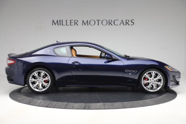 Used 2016 Maserati GranTurismo Sport for sale Sold at Aston Martin of Greenwich in Greenwich CT 06830 9