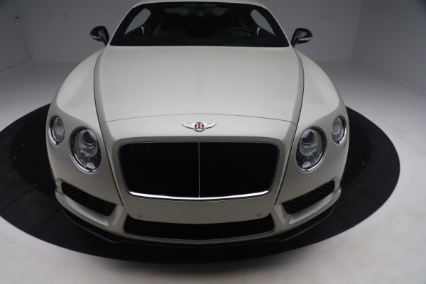 Used 2014 Bentley Continental GT V8 S for sale Sold at Aston Martin of Greenwich in Greenwich CT 06830 13