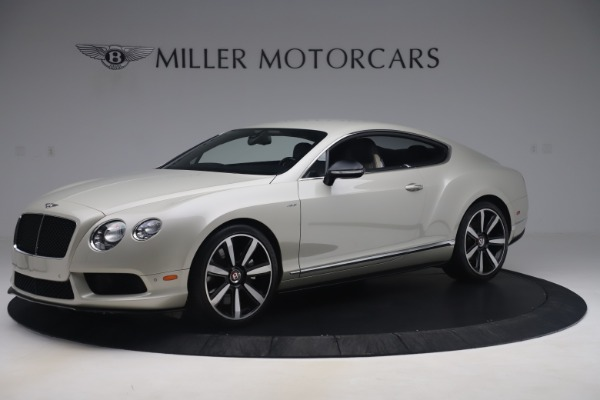Used 2014 Bentley Continental GT V8 S for sale Sold at Aston Martin of Greenwich in Greenwich CT 06830 2