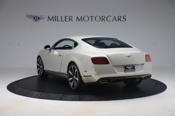 Used 2014 Bentley Continental GT V8 S for sale Sold at Aston Martin of Greenwich in Greenwich CT 06830 5