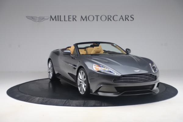 Used 2016 Aston Martin Vanquish Volante for sale Sold at Aston Martin of Greenwich in Greenwich CT 06830 10