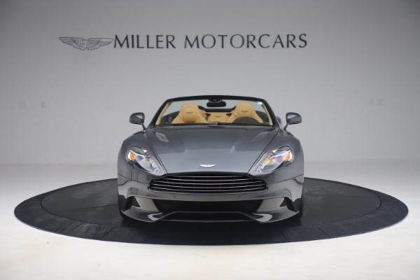 Used 2016 Aston Martin Vanquish Volante for sale Sold at Aston Martin of Greenwich in Greenwich CT 06830 11
