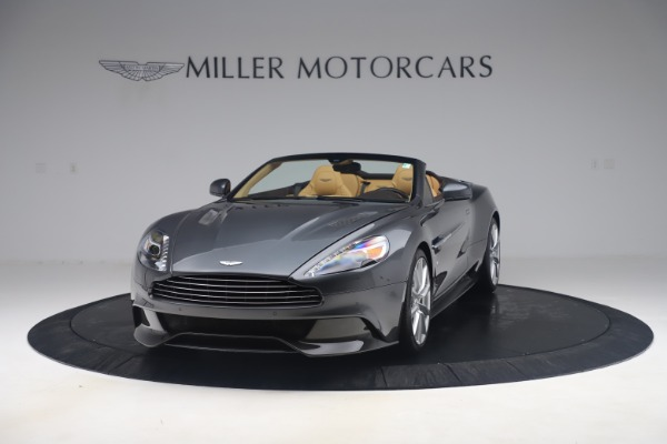 Used 2016 Aston Martin Vanquish Volante for sale Sold at Aston Martin of Greenwich in Greenwich CT 06830 12