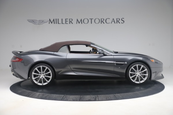 Used 2016 Aston Martin Vanquish Volante for sale Sold at Aston Martin of Greenwich in Greenwich CT 06830 13