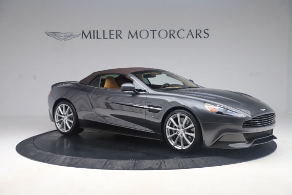 Used 2016 Aston Martin Vanquish Volante for sale Sold at Aston Martin of Greenwich in Greenwich CT 06830 14