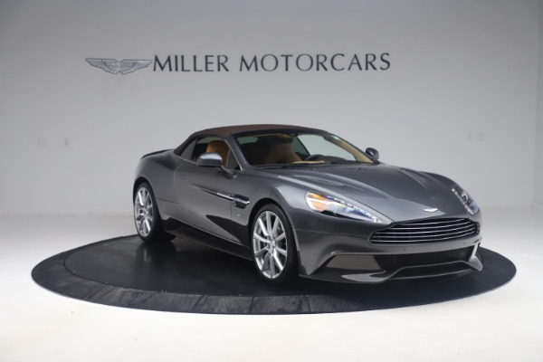 Used 2016 Aston Martin Vanquish Volante for sale Sold at Aston Martin of Greenwich in Greenwich CT 06830 15