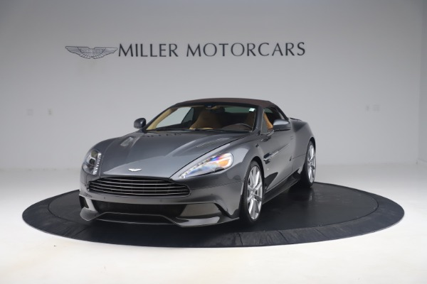 Used 2016 Aston Martin Vanquish Volante for sale Sold at Aston Martin of Greenwich in Greenwich CT 06830 17
