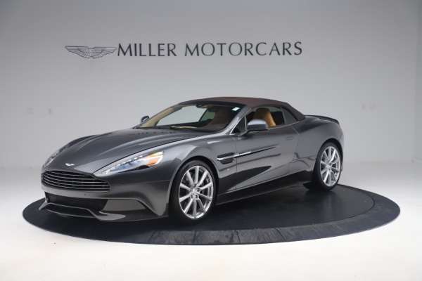 Used 2016 Aston Martin Vanquish Volante for sale Sold at Aston Martin of Greenwich in Greenwich CT 06830 18