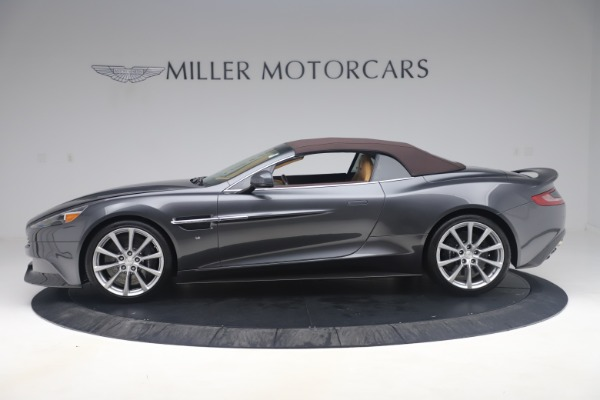 Used 2016 Aston Martin Vanquish Volante for sale Sold at Aston Martin of Greenwich in Greenwich CT 06830 19