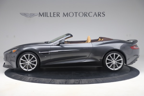 Used 2016 Aston Martin Vanquish Volante for sale Sold at Aston Martin of Greenwich in Greenwich CT 06830 2