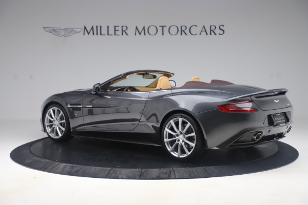 Used 2016 Aston Martin Vanquish Volante for sale Sold at Aston Martin of Greenwich in Greenwich CT 06830 3