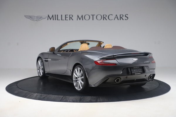 Used 2016 Aston Martin Vanquish Volante for sale Sold at Aston Martin of Greenwich in Greenwich CT 06830 4