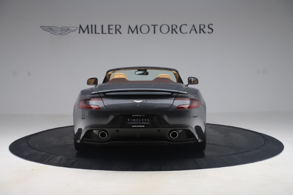 Used 2016 Aston Martin Vanquish Volante for sale Sold at Aston Martin of Greenwich in Greenwich CT 06830 5
