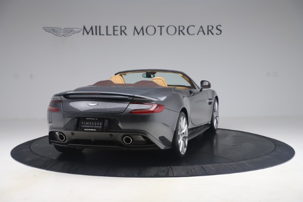 Used 2016 Aston Martin Vanquish Volante for sale Sold at Aston Martin of Greenwich in Greenwich CT 06830 6