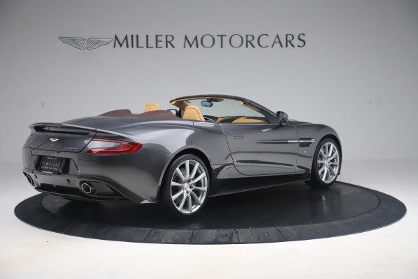 Used 2016 Aston Martin Vanquish Volante for sale Sold at Aston Martin of Greenwich in Greenwich CT 06830 7