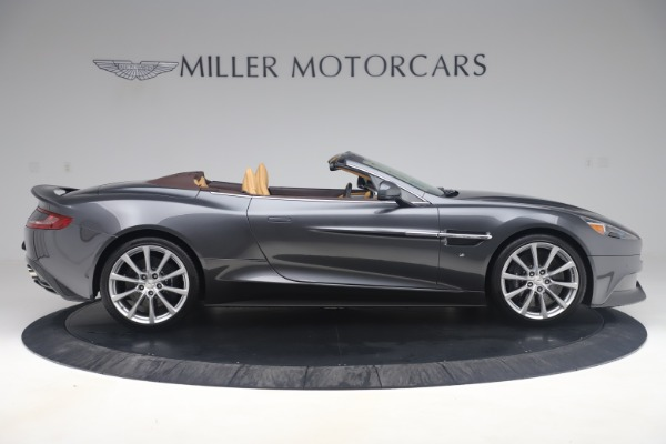 Used 2016 Aston Martin Vanquish Volante for sale Sold at Aston Martin of Greenwich in Greenwich CT 06830 8