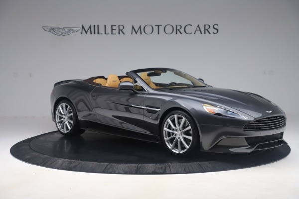 Used 2016 Aston Martin Vanquish Volante for sale Sold at Aston Martin of Greenwich in Greenwich CT 06830 9