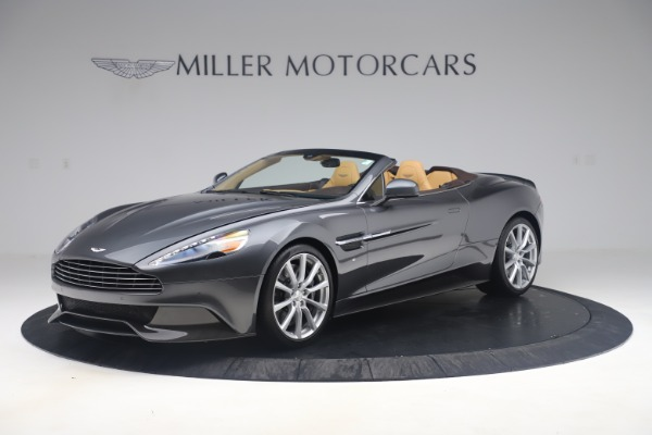 Used 2016 Aston Martin Vanquish Volante for sale Sold at Aston Martin of Greenwich in Greenwich CT 06830 1