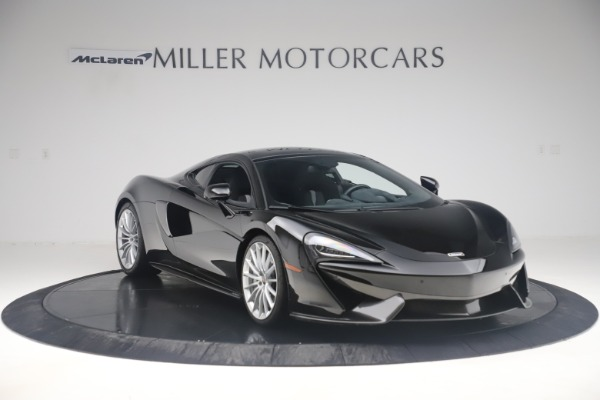 Used 2017 McLaren 570GT Coupe for sale $149,900 at Aston Martin of Greenwich in Greenwich CT 06830 10