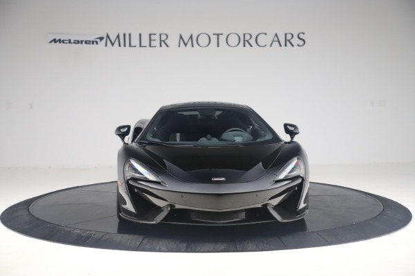Used 2017 McLaren 570GT Coupe for sale $149,900 at Aston Martin of Greenwich in Greenwich CT 06830 12