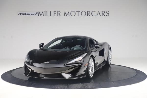 Used 2017 McLaren 570GT Coupe for sale $149,900 at Aston Martin of Greenwich in Greenwich CT 06830 13