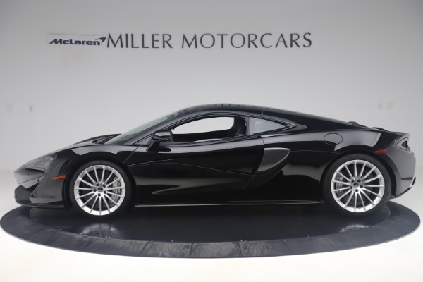 Used 2017 McLaren 570GT Coupe for sale $149,900 at Aston Martin of Greenwich in Greenwich CT 06830 2