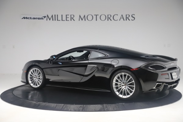 Used 2017 McLaren 570GT Coupe for sale $149,900 at Aston Martin of Greenwich in Greenwich CT 06830 3