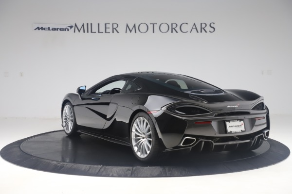 Used 2017 McLaren 570GT Coupe for sale $149,900 at Aston Martin of Greenwich in Greenwich CT 06830 4