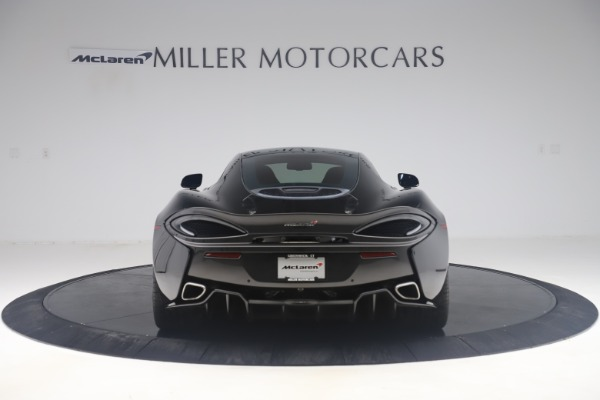 Used 2017 McLaren 570GT Coupe for sale $149,900 at Aston Martin of Greenwich in Greenwich CT 06830 5