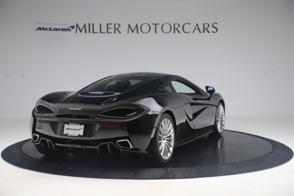Used 2017 McLaren 570GT Coupe for sale $149,900 at Aston Martin of Greenwich in Greenwich CT 06830 6