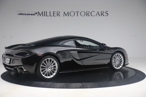 Used 2017 McLaren 570GT Coupe for sale $149,900 at Aston Martin of Greenwich in Greenwich CT 06830 7