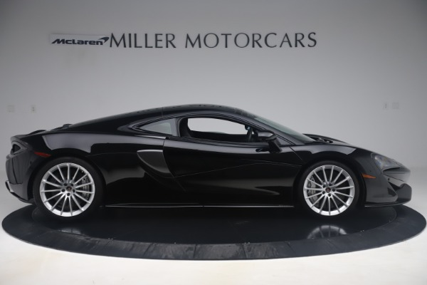 Used 2017 McLaren 570GT Coupe for sale $149,900 at Aston Martin of Greenwich in Greenwich CT 06830 8