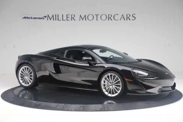 Used 2017 McLaren 570GT Coupe for sale $149,900 at Aston Martin of Greenwich in Greenwich CT 06830 9