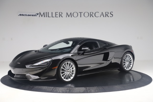 Used 2017 McLaren 570GT Coupe for sale $149,900 at Aston Martin of Greenwich in Greenwich CT 06830 1
