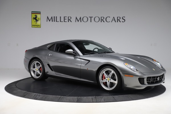 Used 2010 Ferrari 599 GTB Fiorano HGTE for sale Sold at Aston Martin of Greenwich in Greenwich CT 06830 10
