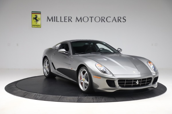 Used 2010 Ferrari 599 GTB Fiorano HGTE for sale Sold at Aston Martin of Greenwich in Greenwich CT 06830 11