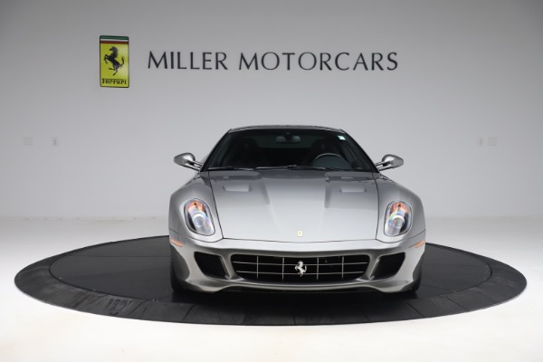 Used 2010 Ferrari 599 GTB Fiorano HGTE for sale Sold at Aston Martin of Greenwich in Greenwich CT 06830 12