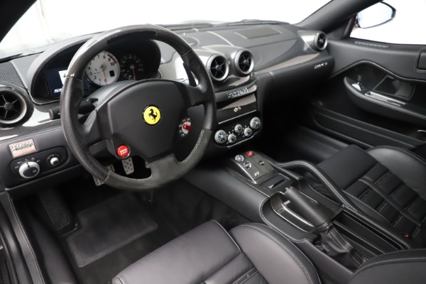 Used 2010 Ferrari 599 GTB Fiorano HGTE for sale Sold at Aston Martin of Greenwich in Greenwich CT 06830 13