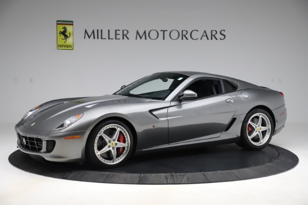 Used 2010 Ferrari 599 GTB Fiorano HGTE for sale Sold at Aston Martin of Greenwich in Greenwich CT 06830 2